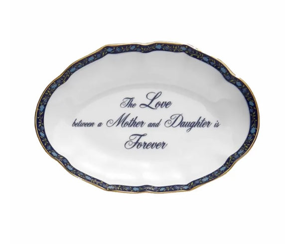 Love Between Mother and Daughter Tray
