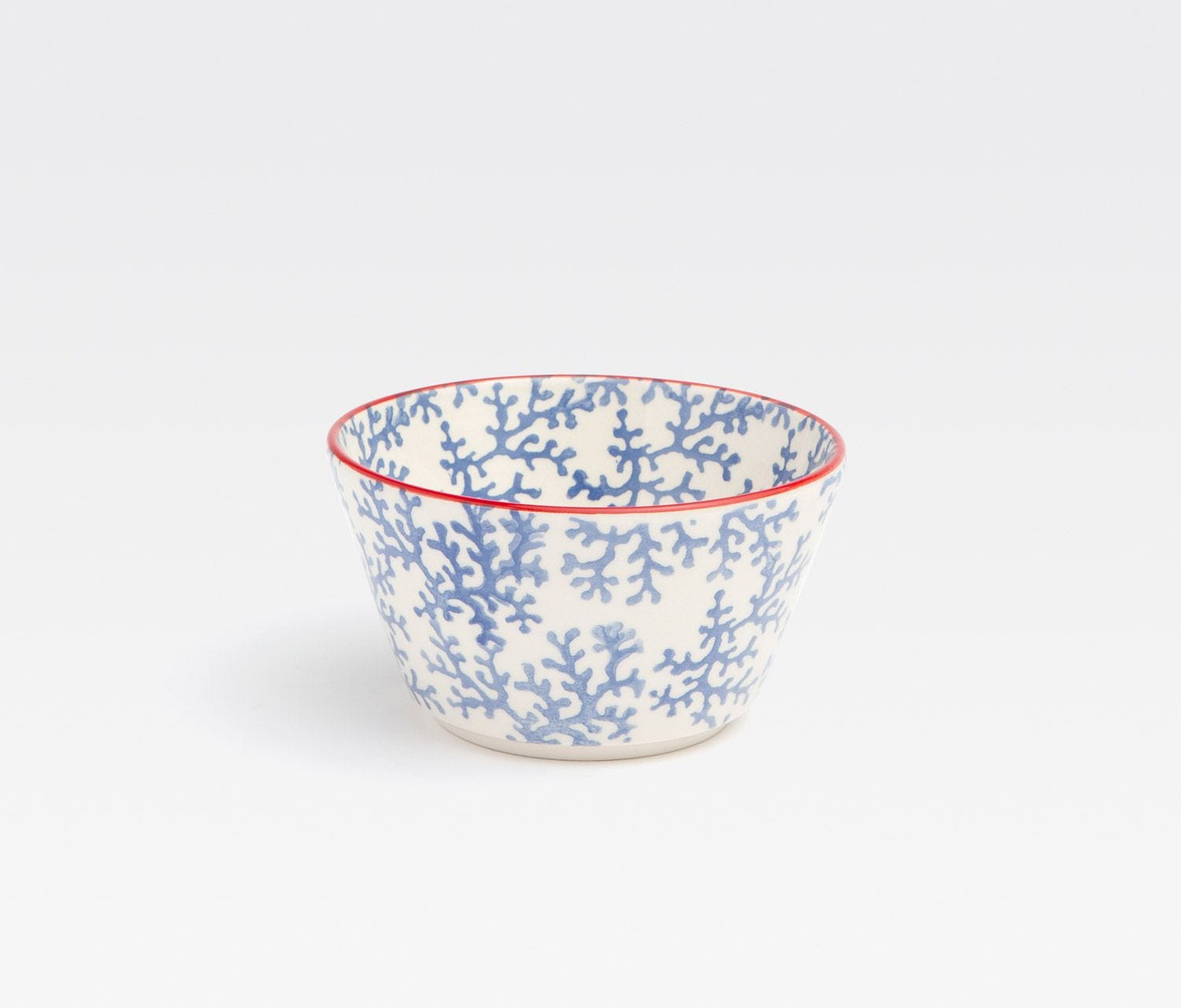 Blue Coral Dinnerware - Cereal/Ice Cream Bowl