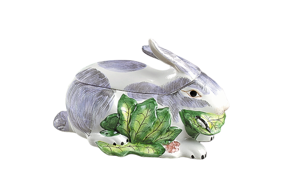 Chelsea Rabbit Tureen, Small