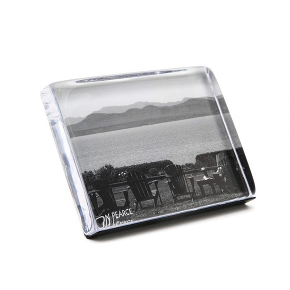Woodbury 5x7 Horizontal Photo Frame