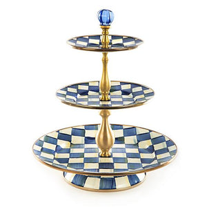 RC Enamel 3 Tier Sweet Stand