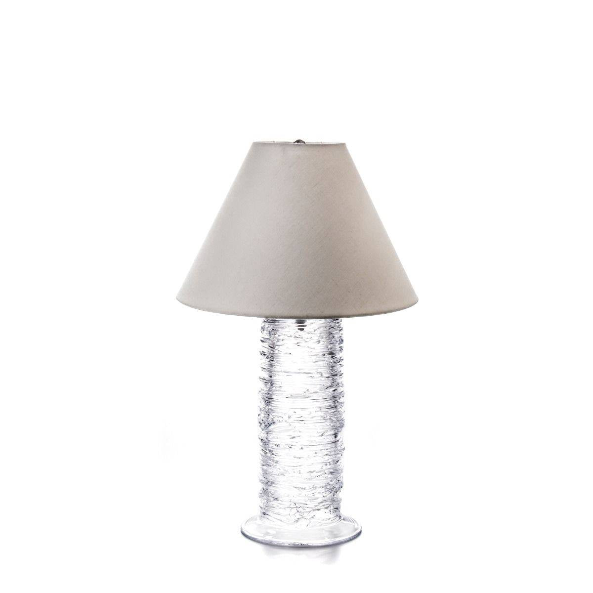 Echo Lake Lamp & Shade