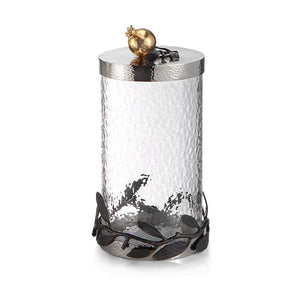Pomegranate Canister, Large