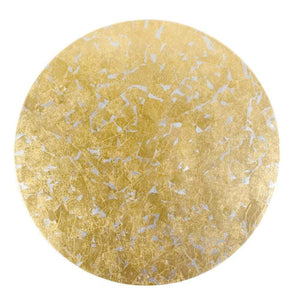 Gold & Silver Leaf Lacquered Placemat