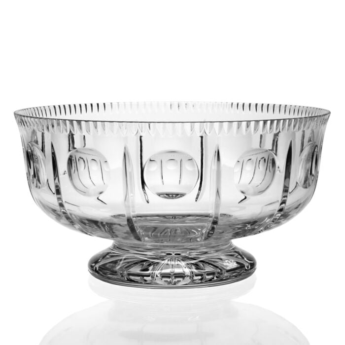 Harlequine Footed Bowl, 12""