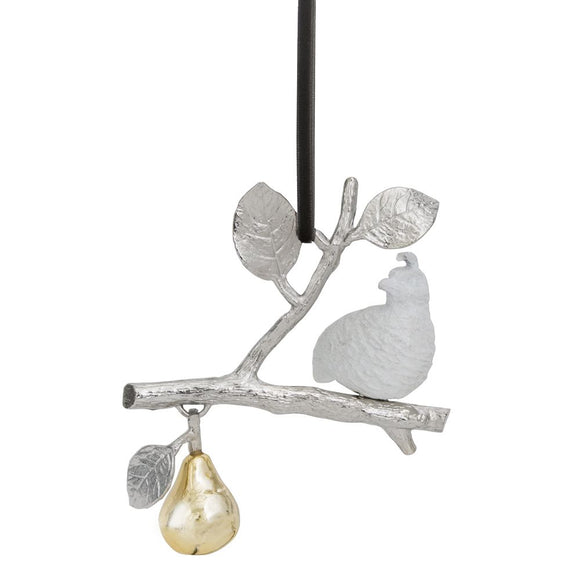 Partridge In A Pear Tree Ornament