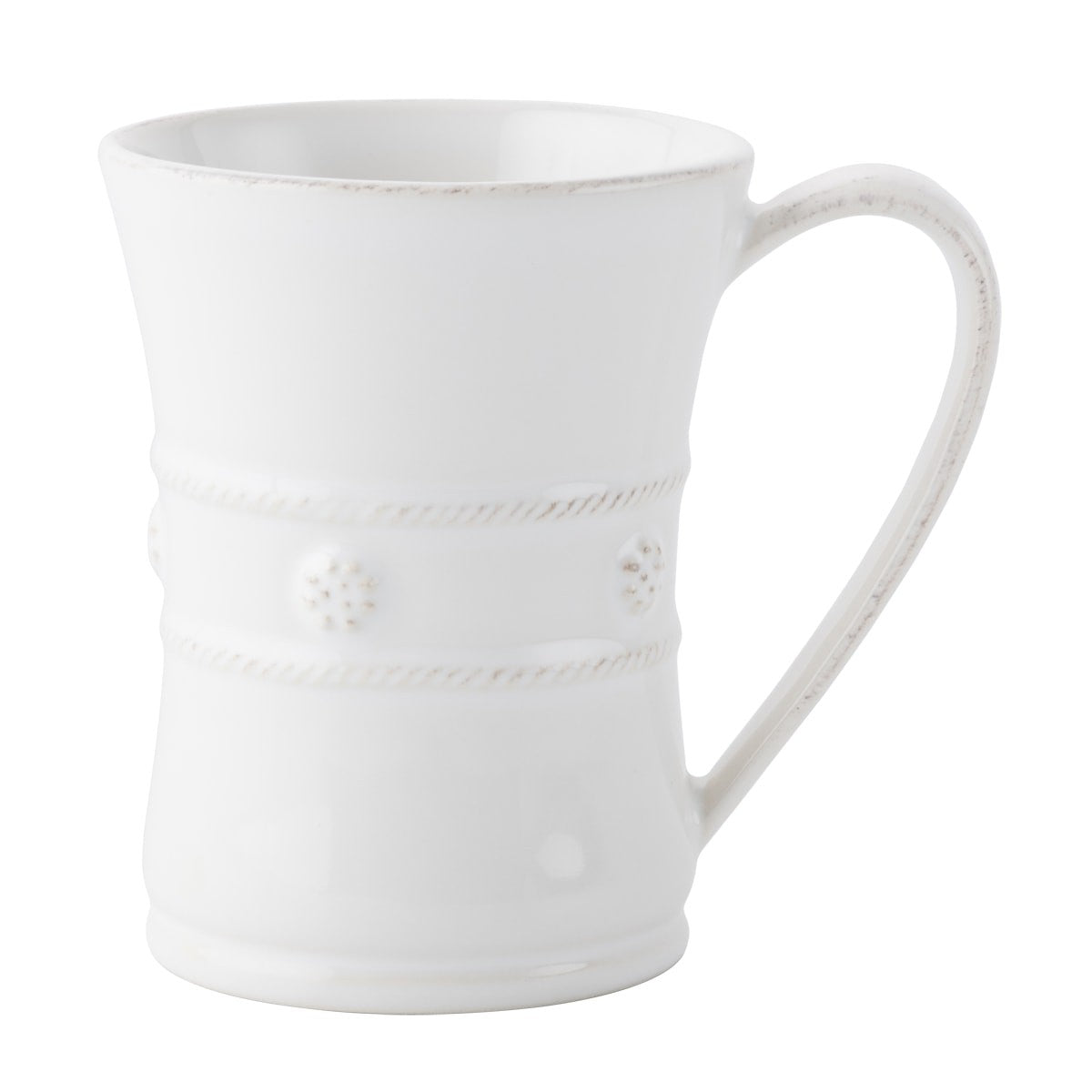 B & T Whitewash Dinnerware