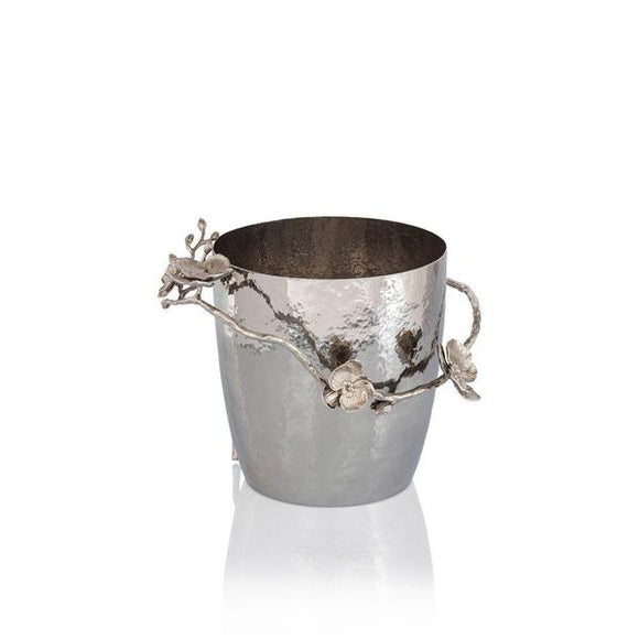 White Orchid Champagne Bucket