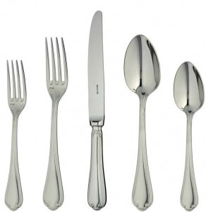 Sully 5pc Placesetting Stainless Steel
