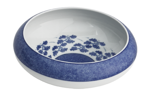 Blue Shou Serving Bowl, Large