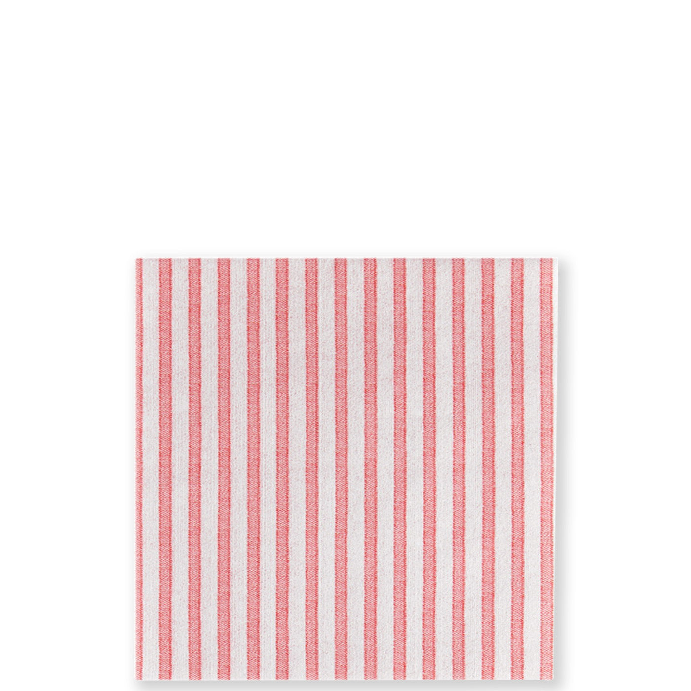 Capri Red Cocktail Napkins, Papersoft