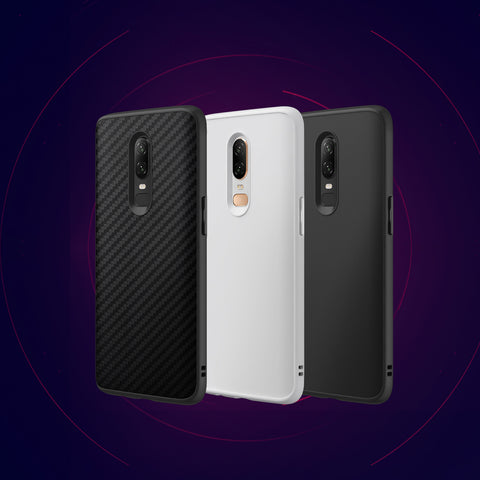 new styles 519ed a1a44 More Protection Options for Your OnePlus 6 – Rhinoshield Europe