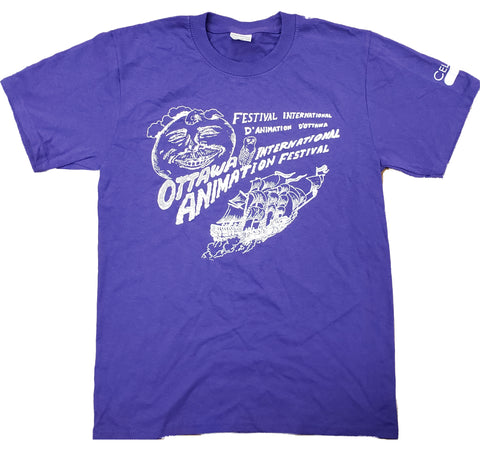 2018 OIAF Youth T-Shirt (Purple)