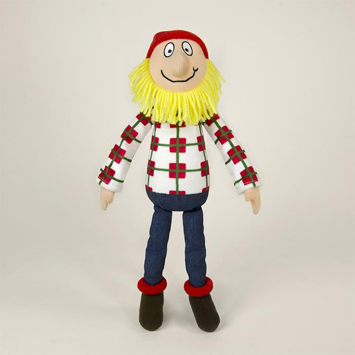 Log Driver's Waltz - Plush Toy