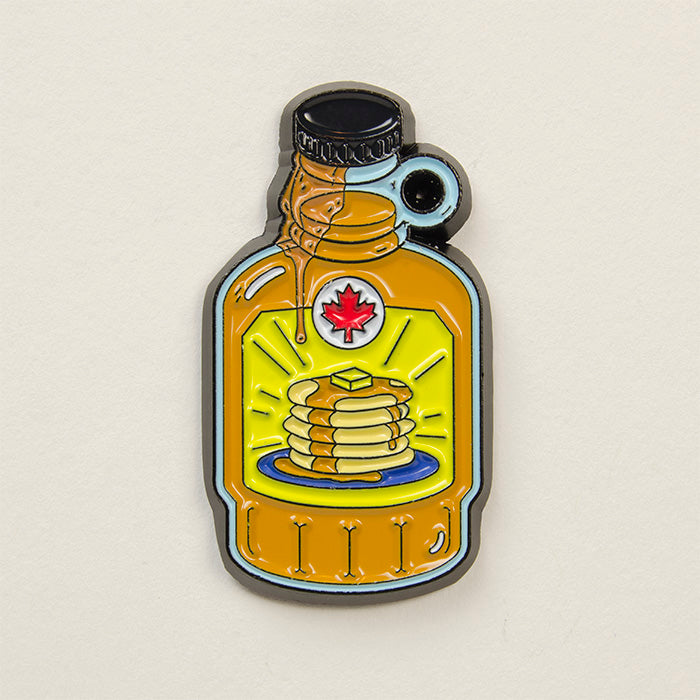 Maple Syrup Pin