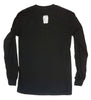 "Men's Gary Leib ""Bubba"" long sleeve shirt (Black)"