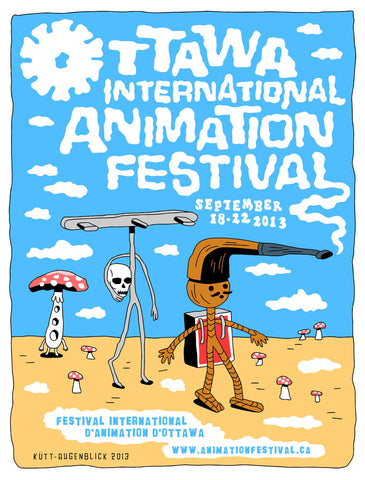 OIAF 2013 Poster
