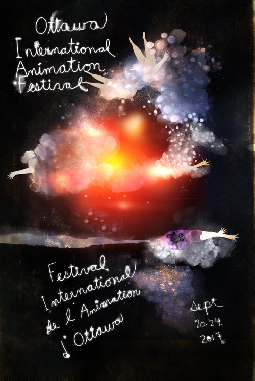 2017 Official OIAF Poster