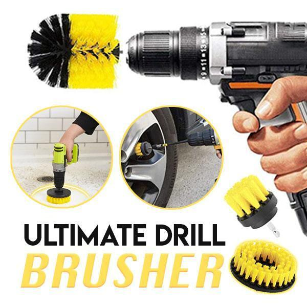 【50% OFF】Ultimate Cleaning Drill Brush