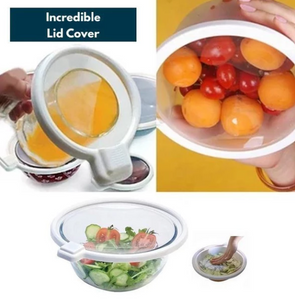 Incredible Lid Cover-4pcs