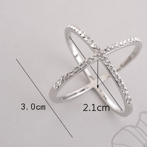 Elegant Multi-functional Scarf Buckle Ring