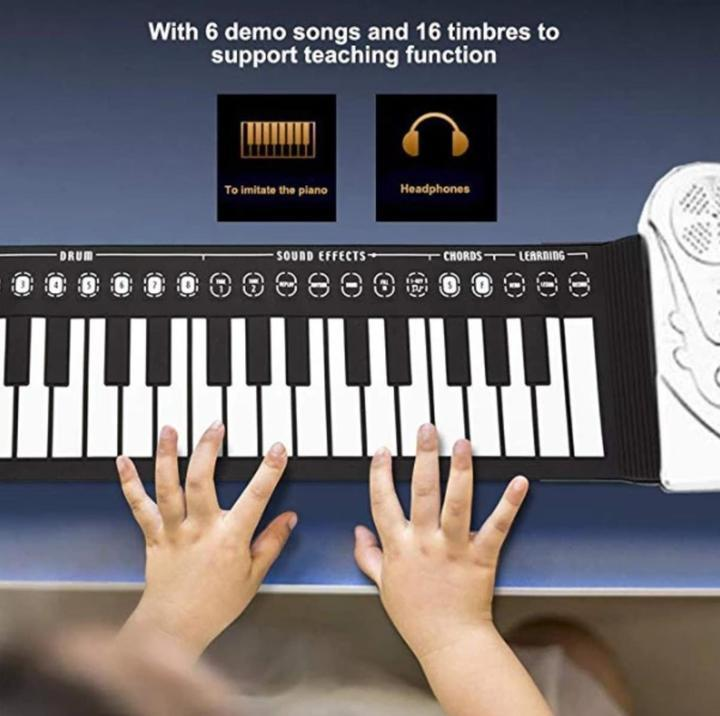 【free shipping】portable handheld piano