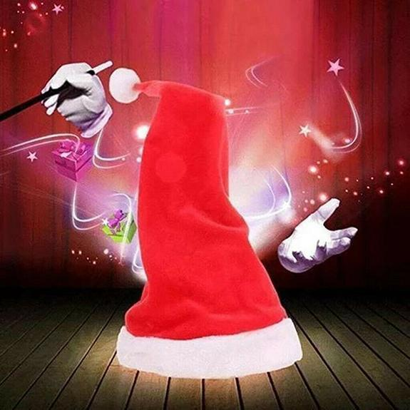 【BUY MORE SAVE MORE】Dancing And Singing Christmas Hat