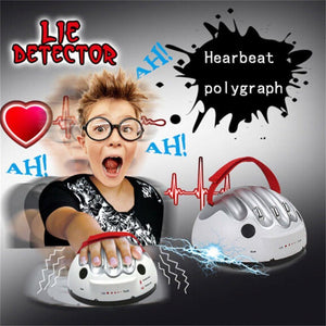 Mini Electric Shock Heartbeat Polygraph toy