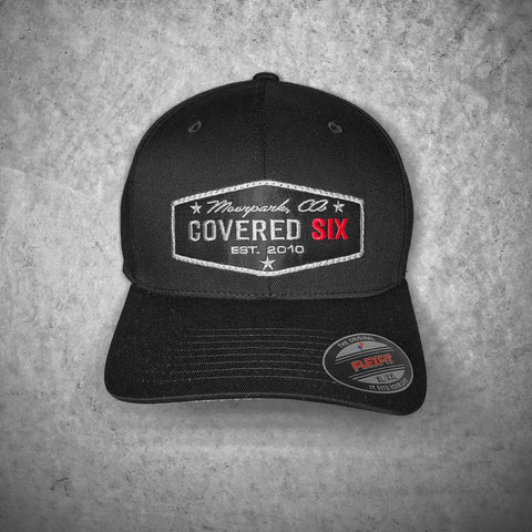 C6 Flex Fit Est. 2010 Subdued Hat