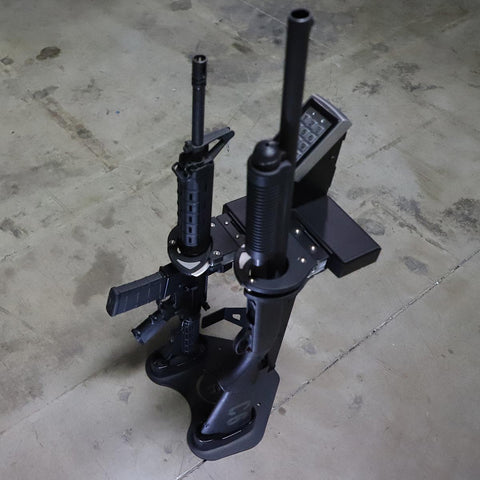 C6 Two-Gun RTD Rack