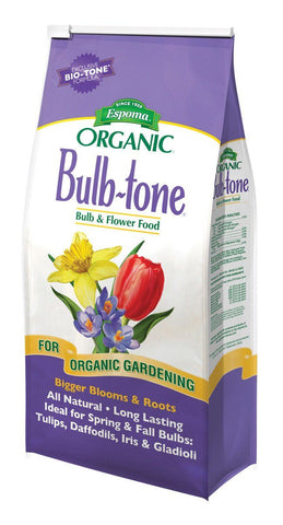 ORGANIC BULB-TONE BULB AND FLOWER FOOD