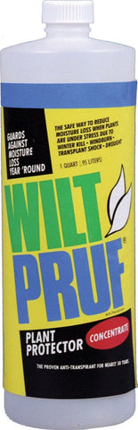 WILT-PRUF PLANT PROTECTOR CONCENTRATE