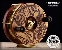 "PEETZ ""HOOK LINE & SINKER"" REEL DEALS - Featuring Coastal Springs Partner Reel - ""Homecoming"""