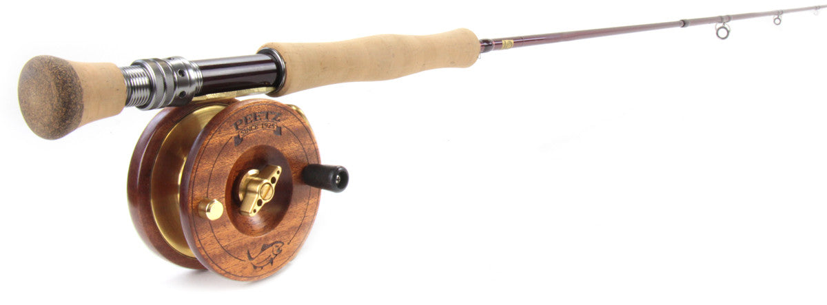 Fly fishing rod reel for Trout fishing rod and reel