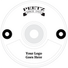 PEETZ Fishing Reels - Logo Engraving Location