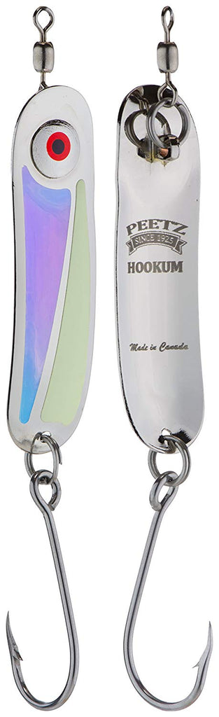 "Hookum 3"" Fishing Spoon Tackle Pack - ""Trophy Trout"""