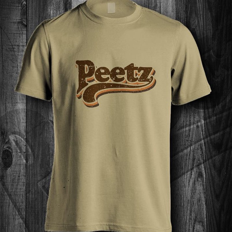 PEETZ T-Shirt (Retro 70's)