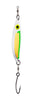 CJ Special Herring Spoon Lure (Brass) 3.5 Inch - 5 Inch