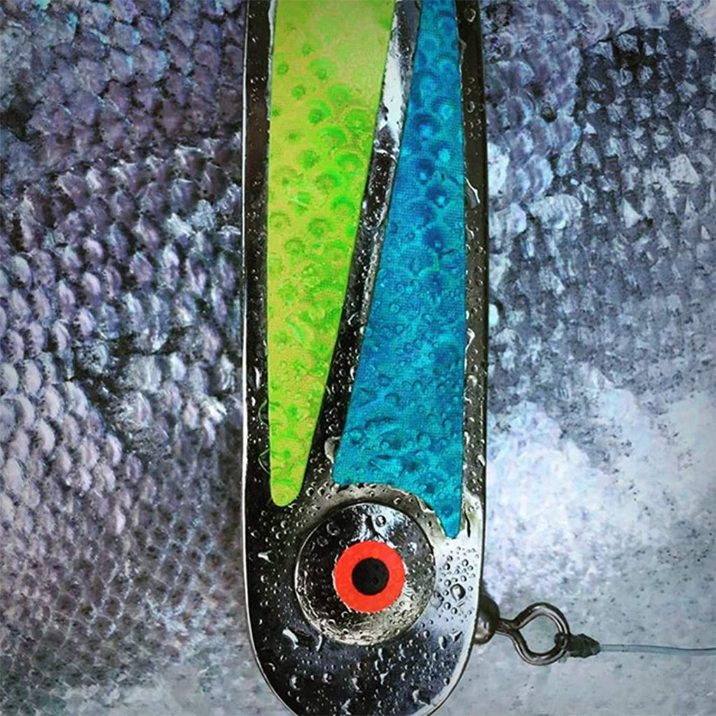 "Hookum 3"" Fishing Spoon Tackle Pack - ""Salmon Slayer"""