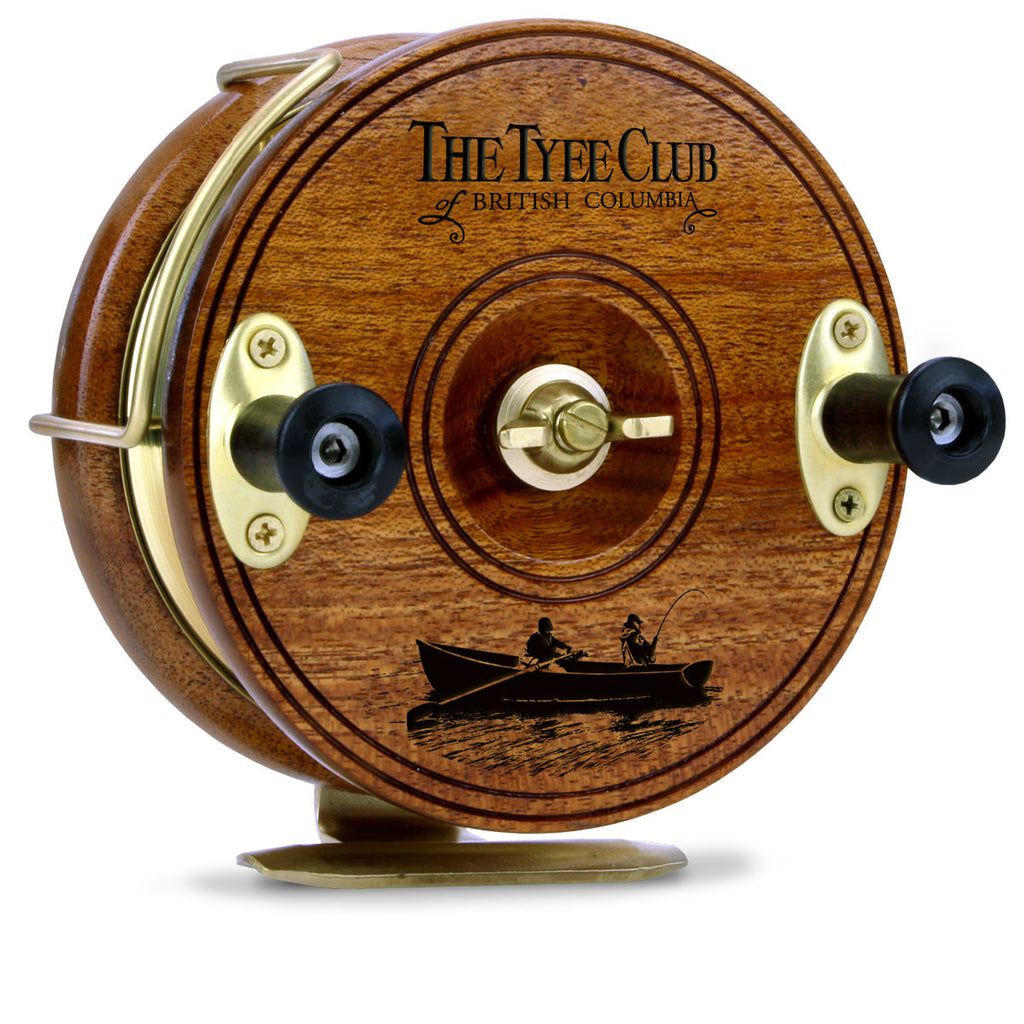 5 Inch Tyee Club Classic Fishing Reel