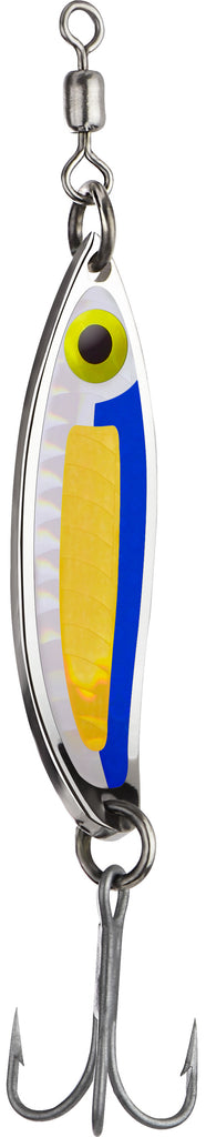 "CJ Special Herring Spoon Lure (Nickle Plated 1.5"" - 3"")"