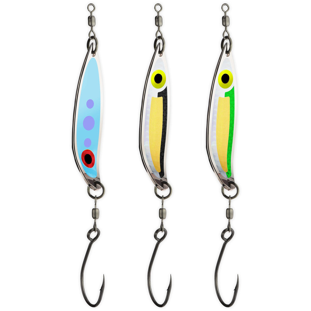 "CJ Special 3.5"" Herring Tackle Pack - ""Daring Herring"""