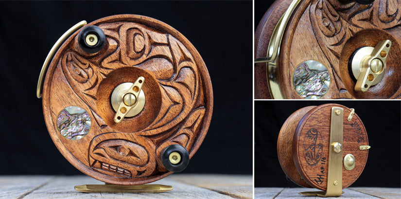 feature image PEETZ Releases 2016 Artist Series Limited Edition Reel Design