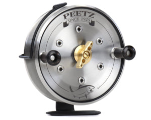 "5 Inch ""Steel Wheel"" SS Fishing Reel"