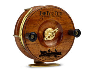 5 Inch Tyee Club Evolution Fishing Reel