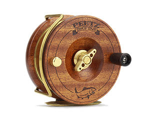 "PEETZ 3.5"" Fly Reel - no artwork"