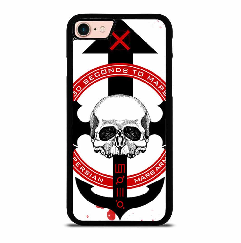 30 SECONDS TO MARS LOGO iPhone 7 / 8 case