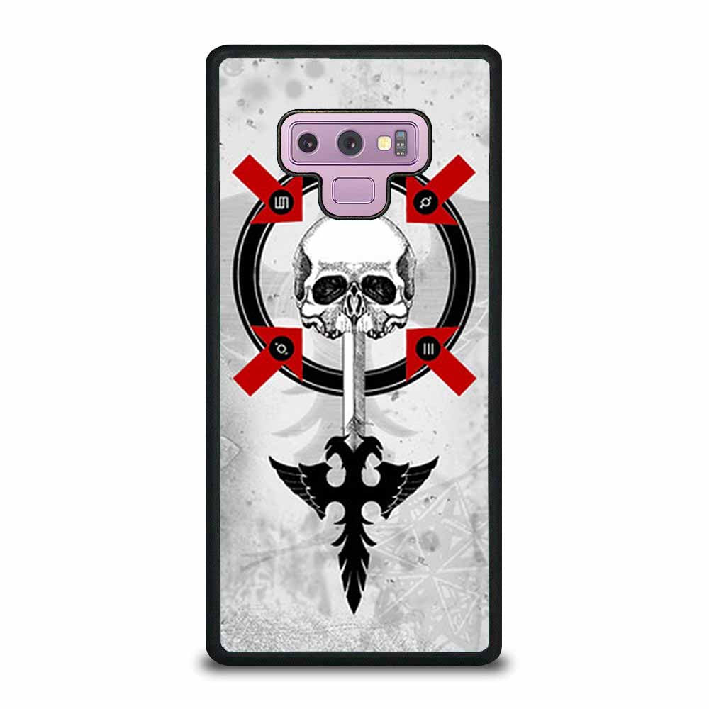 30 SECONDS TO MARS Samsung Galaxy Note 9 case