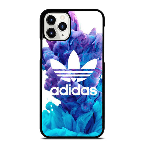 ADIDAS BLUE X PURPLE iPhone 11 Pro Case