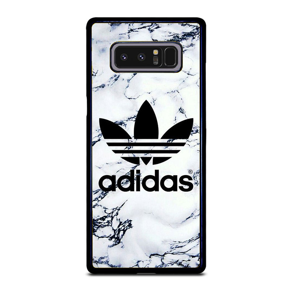 ADIDAS WHITE MARBLE Samsung Galaxy Note 8 case
